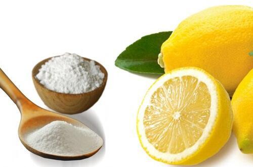 Baking Soda and Lemon Juice