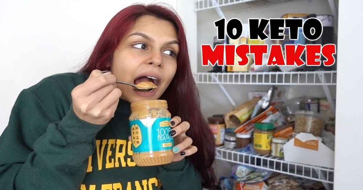 Keto Mistakes