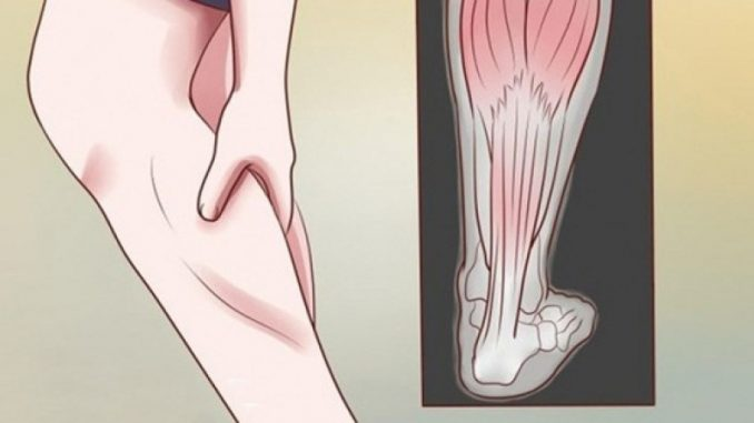 This Is Why Your Legs Cramp At Night And How to Stop it From Happening Ever Again