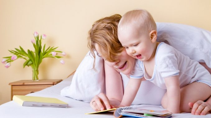 WHAT BABIES LEARN WHEN YOU READ TO THEM