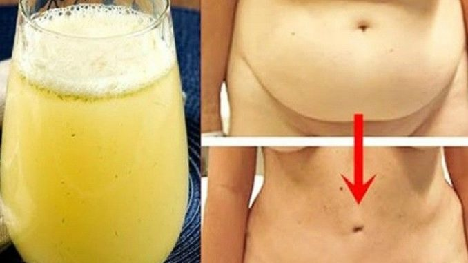 5 Nighttime Drinks To Cleanse Your Liver And Burn Fat While You Sleep