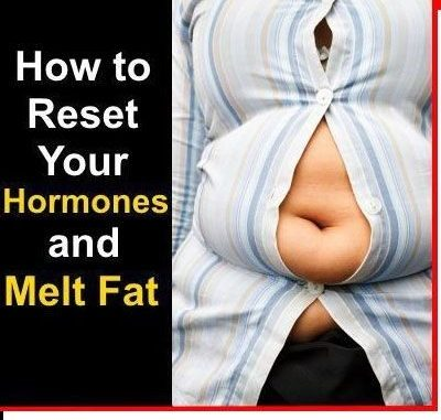 How to Reset Your Hormones and Melt Fat