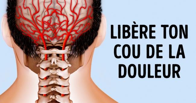 7 façons efficaces de se débarrasser de la douleur au cou