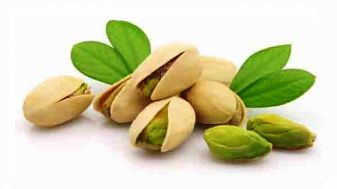 WHY YOU SHOULD START EATING MORE PISTACHIOS?