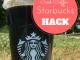 Starbucks HACK: Save 57% on Every Iced Coffee Order