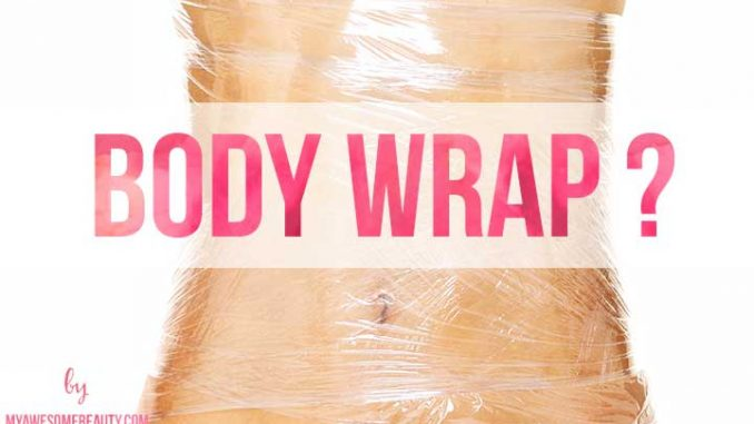 AMAZING DIY FAT BURN BODY WRAP
