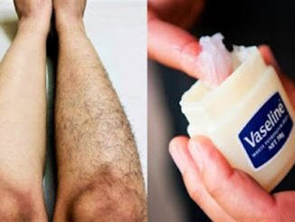In 2 Minutes, Remove All Body Unwanted Hair Permanently At Home, With Vaseline