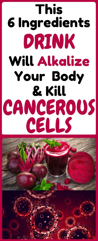Drink Eliminates Cancer Cells