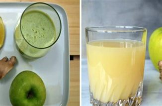 The 3 Juice Colon Cleanse: How Apple, Ginger, and Lemon Can Flush Pounds of Toxins From Your Body