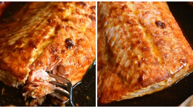 orange salmon recipes
