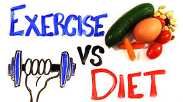 Diet And Exercising For