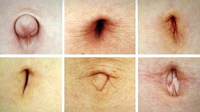 THIS IS WHAT YOUR NAVEL SHAPE TELLS ABOUT YOUR HEALTH AND BODY – A MUST READ!
