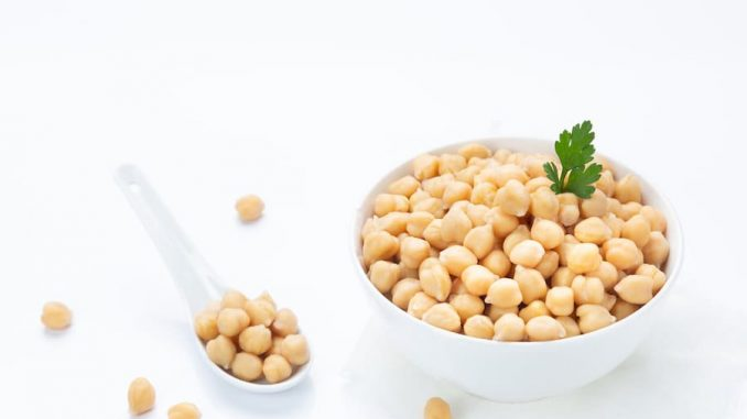 What Will Happen To Your Body If You Eat Chickpeas (Pro-Nutrition Weapon)!